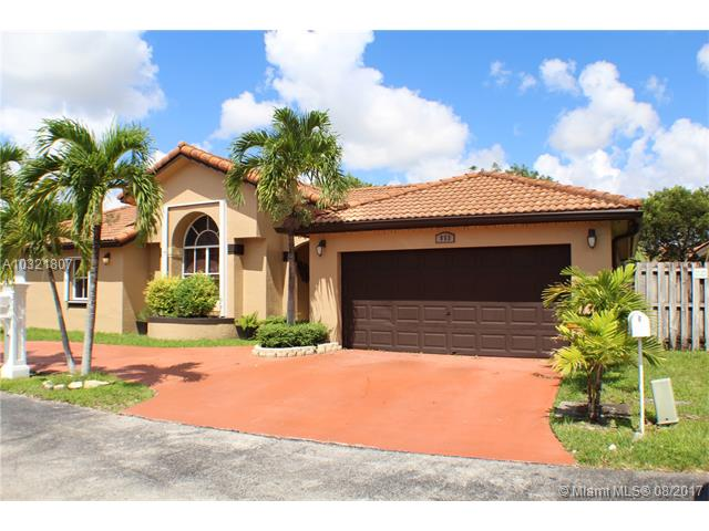 Photo of 953 NW 123rd Ct  Miami  FL