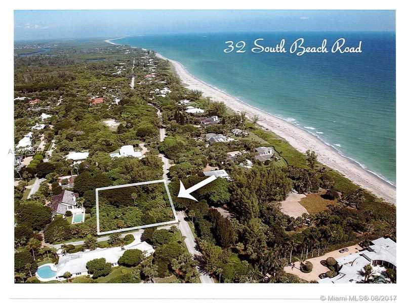 32 S Beach Road, Hobe Sound, Florida