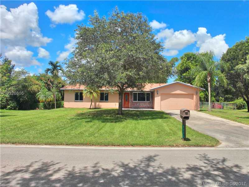 Photo of 5221 SW 188th AVENUE  Southwest Ranches  FL