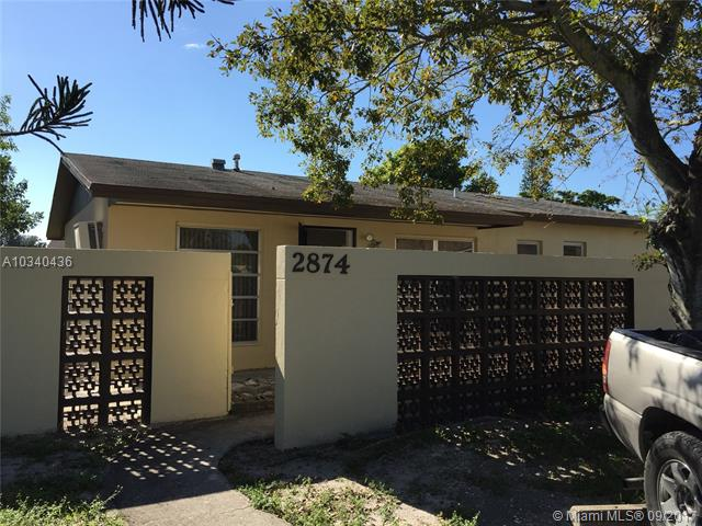 Photo of 2874 NW 193rd Ter  Miami Gardens  FL