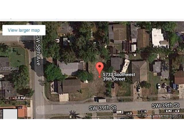 Photo of 5733 SW 39th St  West Park  FL