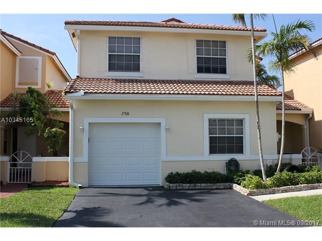 Photo of 17916 SW 10th Ln  Pembroke Pines  FL