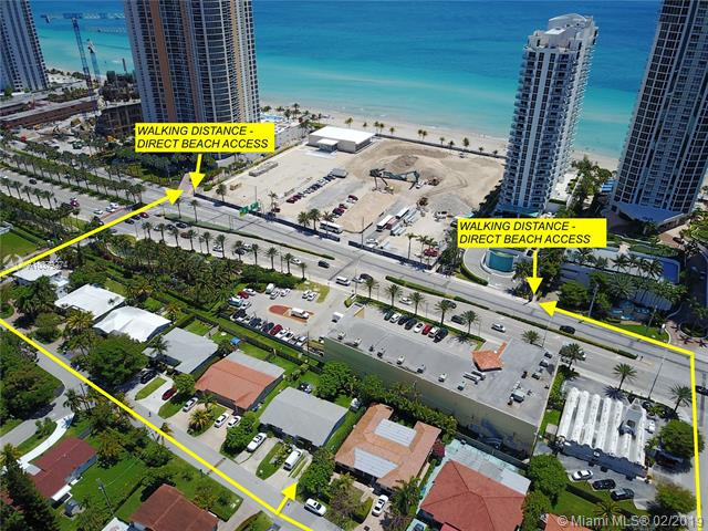 18715 Atlantic Blvd, one of homes for sale in Sunny Isles Beach