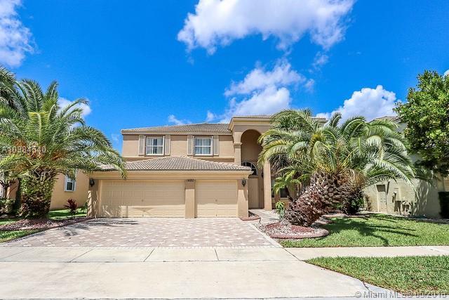 1480 SW 171st Ter, Pembroke Pines, Florida