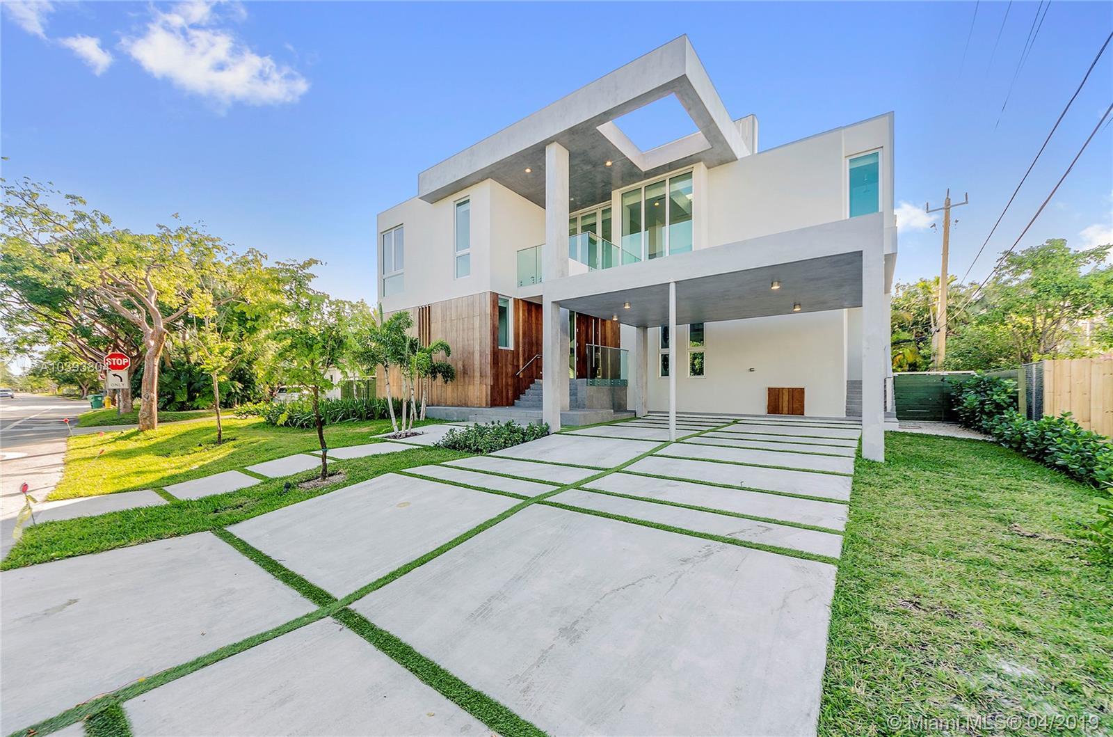 544 Ridgewood Rd, Key Biscayne, Florida