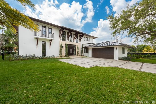 6130 SW 80th St, South Miami, Florida 6 Bedroom as one of Homes & Land Real Estate