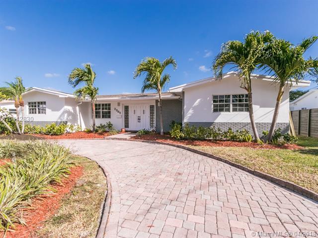 2365 NE 195th St, Aventura, Florida