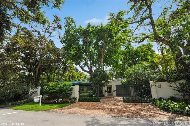 3480 Poinciana Ave, Pinecrest, Florida