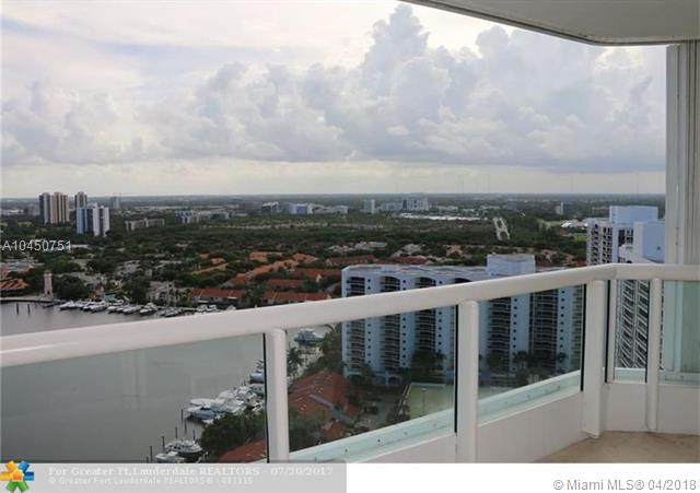 21205 Yacht Club 2708, Aventura, Florida