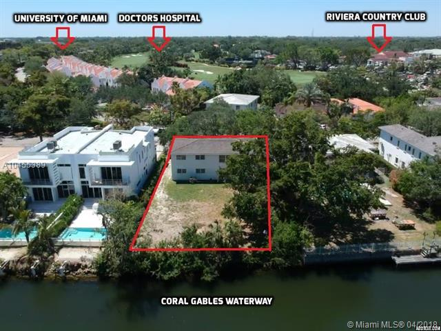4851 University Drive, Pinecrest in Miami-dade County County, FL 33146 Home for Sale