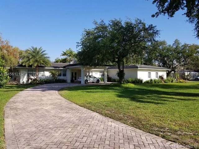 11540 SW 80th Rd, Pinecrest in Miami-dade County County, FL 33156 Home for Sale