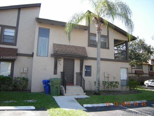 1961 Bayberry Dr 1961, Pembroke Pines in Broward County County, FL 33024 Home for Sale