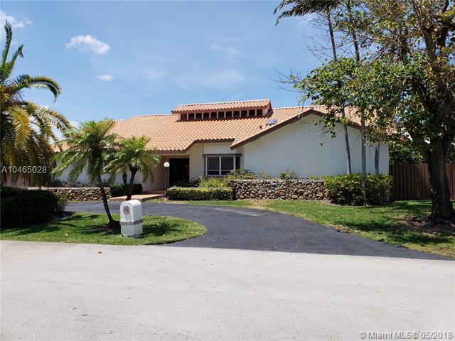7741 SW 181st Terrace, Palmetto Bay-Miami, Florida