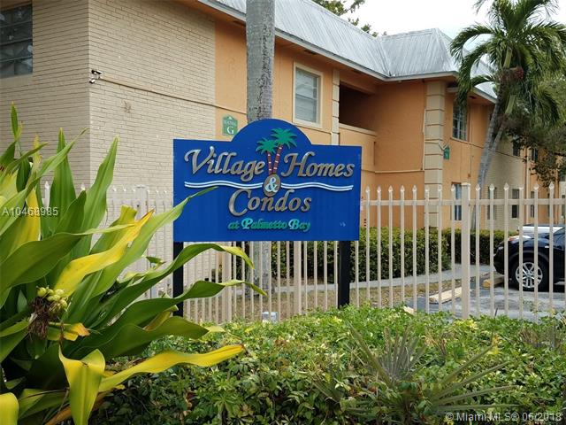 17255 SW 95th Ave 445, Palmetto Bay-Miami, Florida