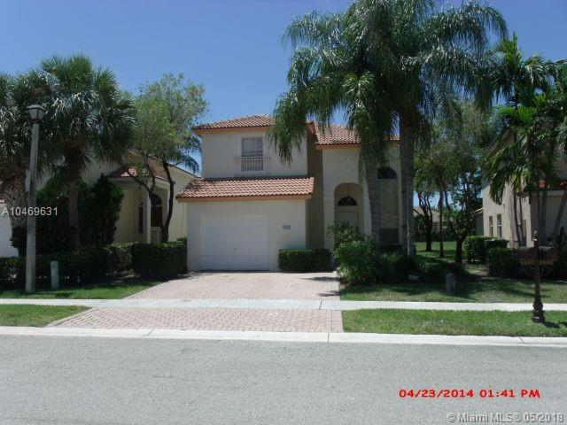 1652 SW 159th Ave, Pembroke Pines in Broward County County, FL 33027 Home for Sale