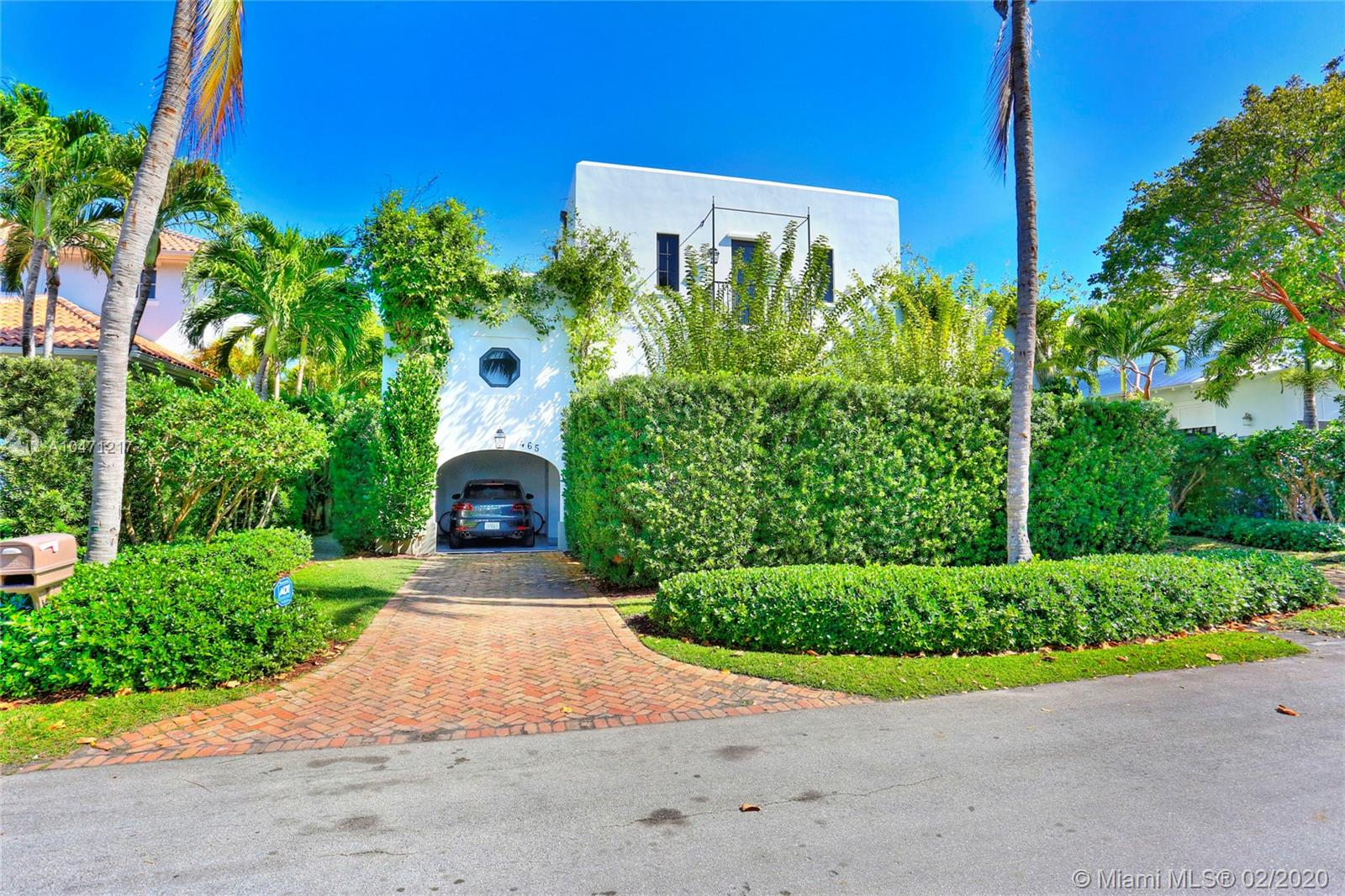 465 HAMPTON LN, Key Biscayne in Miami-dade County County, FL 33149 Home for Sale