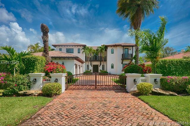 466 Tamarind Dr, Hallandale, Florida