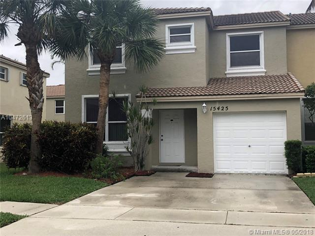 15425 NW 14th St 15425, Pembroke Pines in Broward County County, FL 33028 Home for Sale