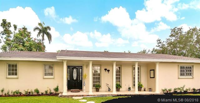 7380 SW 120th St, Pinecrest in Miami-dade County County, FL 33156 Home for Sale
