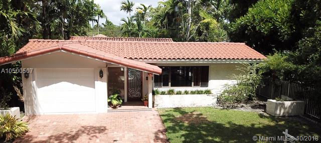 1509 Mantua Ave, Pinecrest in Miami-dade County County, FL 33146 Home for Sale