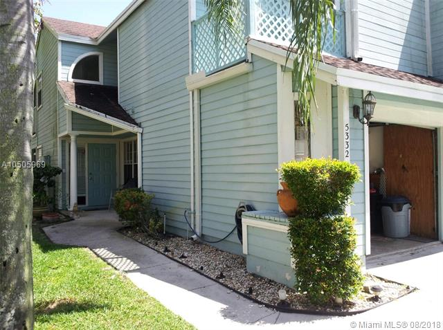 One of Boca Raton 2 Bedroom Homes for Sale at 5332 Buckhead Cir