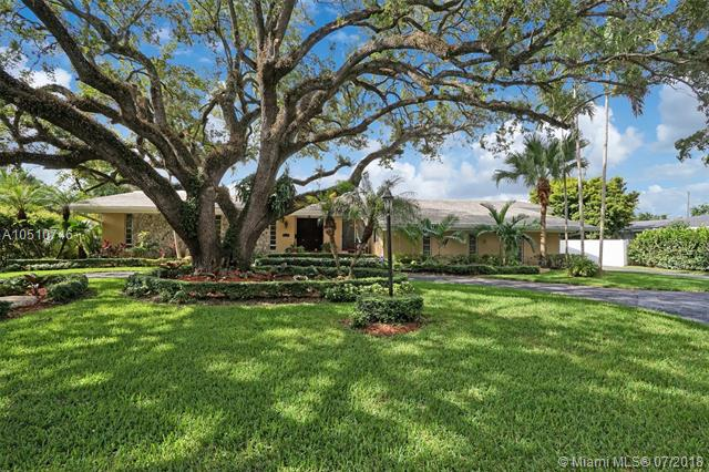 6740 SW 68th Ter, South Miami Price Reduced for Sale