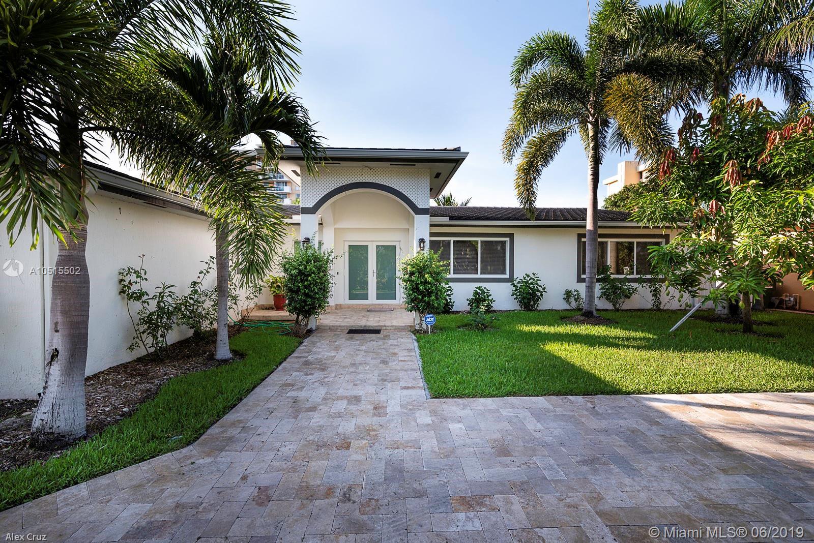 2105 Arch Creek Dr. North Miami, FL 33181