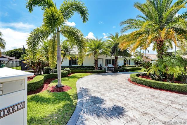 16810 SW 88 Court, Palmetto Bay-Miami, Florida