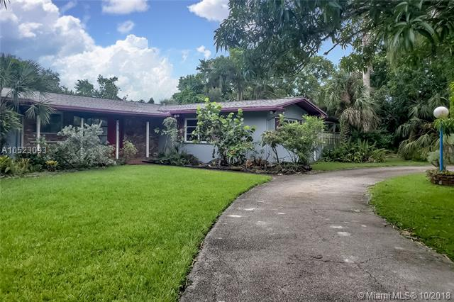 9675 SW 69th Ave, Pinecrest in Miami-dade County County, FL 33156 Home for Sale