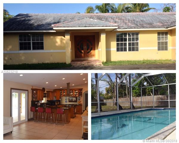 13350 SW 82nd Ave, Pinecrest in Miami-dade County County, FL 33156 Home for Sale