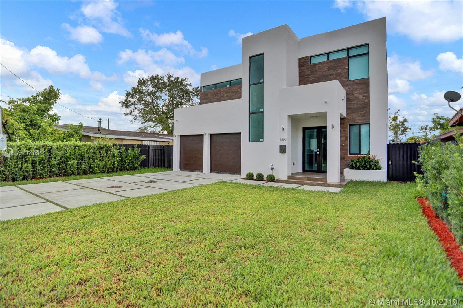 6350 SW 35th St, South Miami, Florida