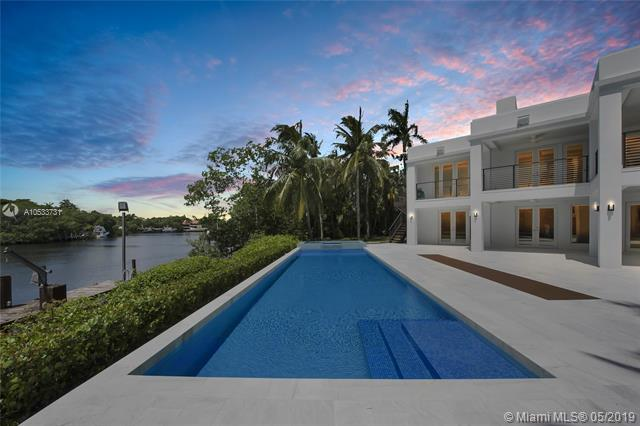 7210 E Lago Dr, South Miami Price Reduced for Sale