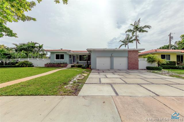 3520 Vista Ct, Pinecrest in Miami-dade County County, FL 33133 Home for Sale
