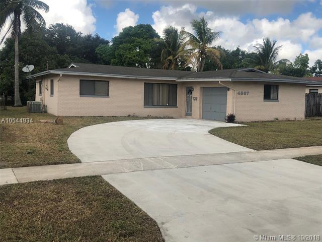 4837 NW 6th Ct, Plantation, Florida