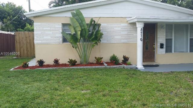 5710 Douglas St, Hollywood in Broward County County, FL 33021 Home for Sale