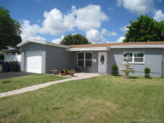 4591 Nw 41st St Lauderdale Lakes, FL 33319