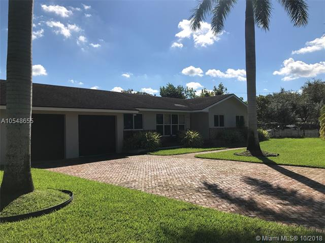5905 SW 85th Ave, South Miami Single Story for Sale