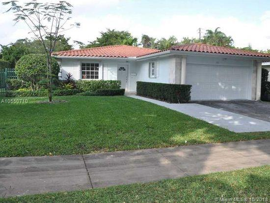 1551 Ancona Ave, Pinecrest in Miami-dade County County, FL 33146 Home for Sale