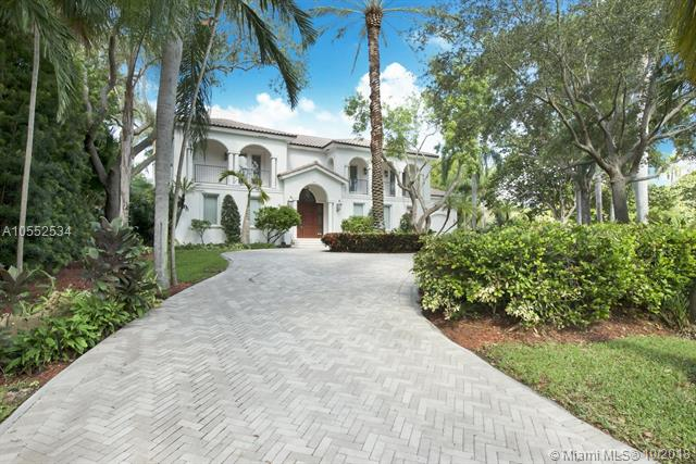 166 Isla Dorada Blvd, South Miami Two Story for Sale