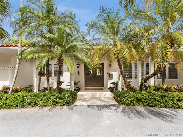 135 S Prospect Dr, Pinecrest in Miami-dade County County, FL 33133 Home for Sale
