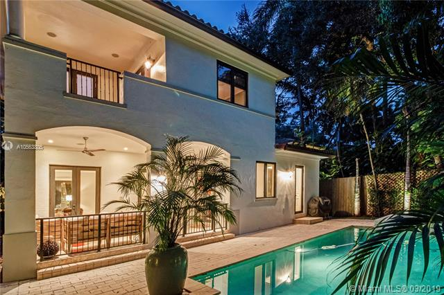 2454 Tigertail Ave, Pinecrest, Florida