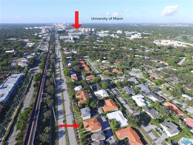 4821 Ponce De Leon Blvd, Pinecrest in Miami-dade County County, FL 33146 Home for Sale