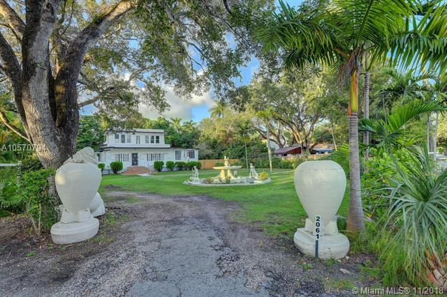 2061 Tigertail Ave, Pinecrest in Miami-dade County County, FL 33133 Home for Sale