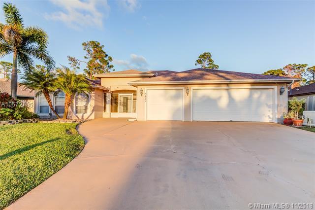 3871 SW Ramspeck St, Port Saint Lucie, Florida