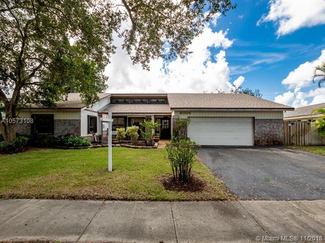 4008 E Sailboat Dr, Cooper City, Florida