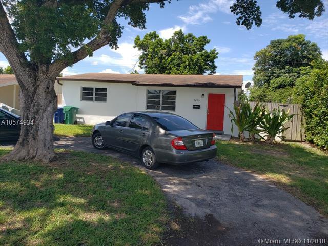 2420 Kingston Dr, Miramar, Florida