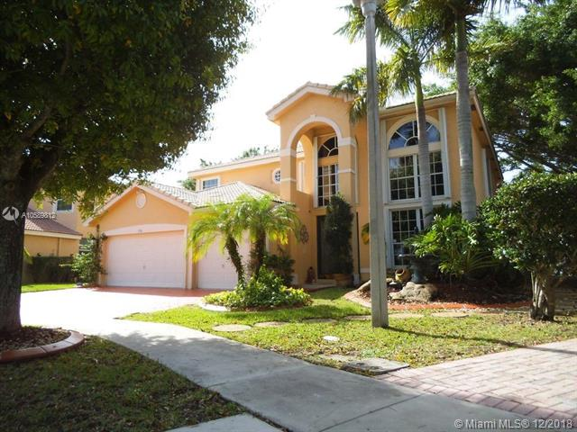3530 SW 180th Way, Miramar, Florida