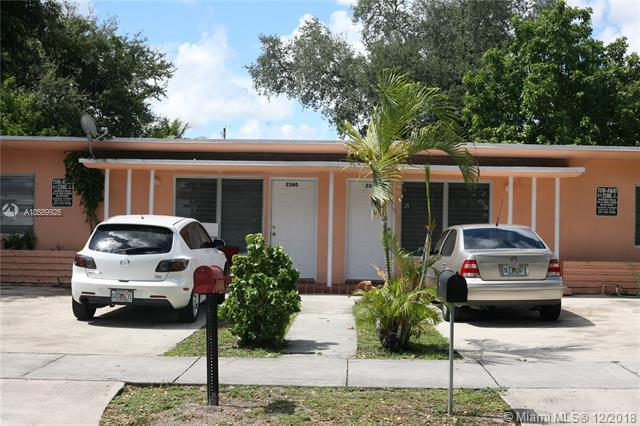 2360 Nw 98th St Miami, FL 33147