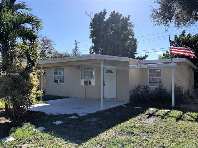 1120 N 61st Ave, Hollywood in Broward County County, FL 33024 Home for Sale