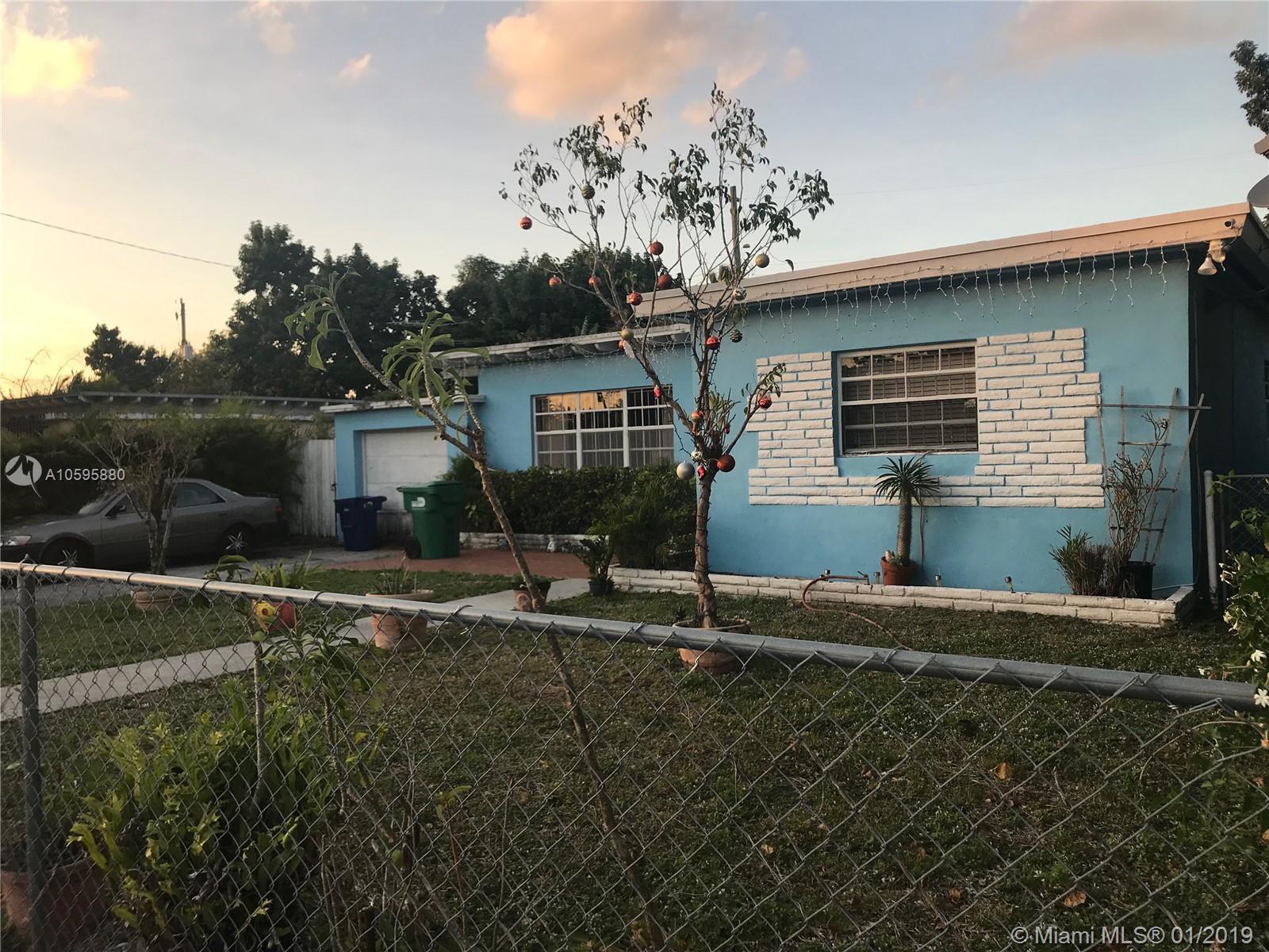 265 Nw 105 Miami, FL 33150